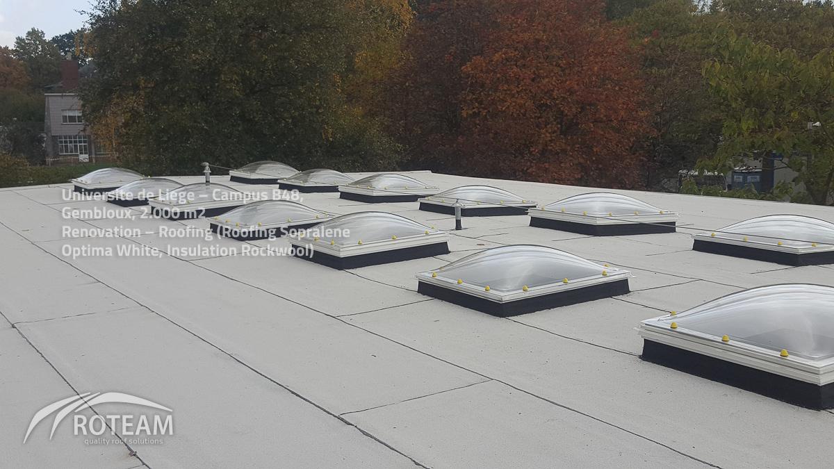 Universite de Liege – Campus B48 – Gembloux