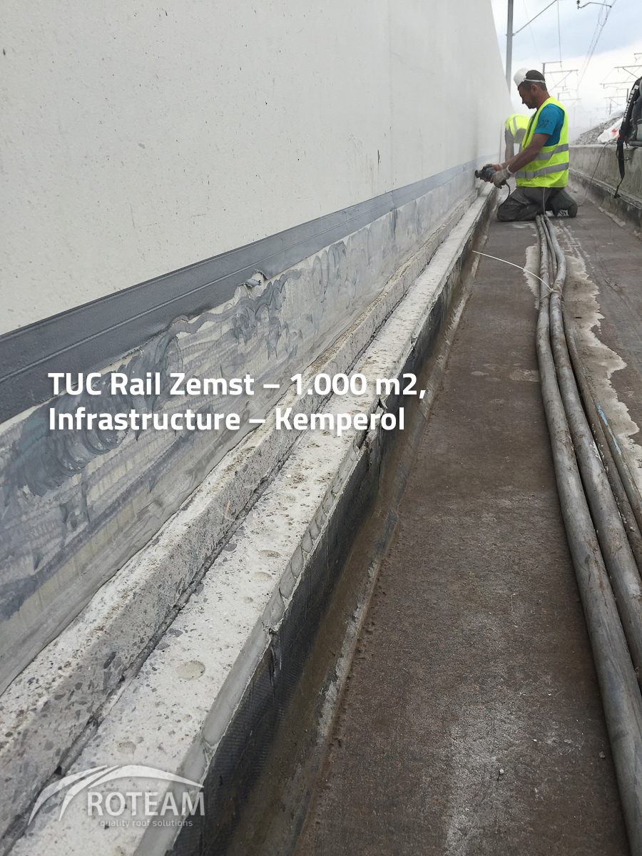 TUC Rail Zemst